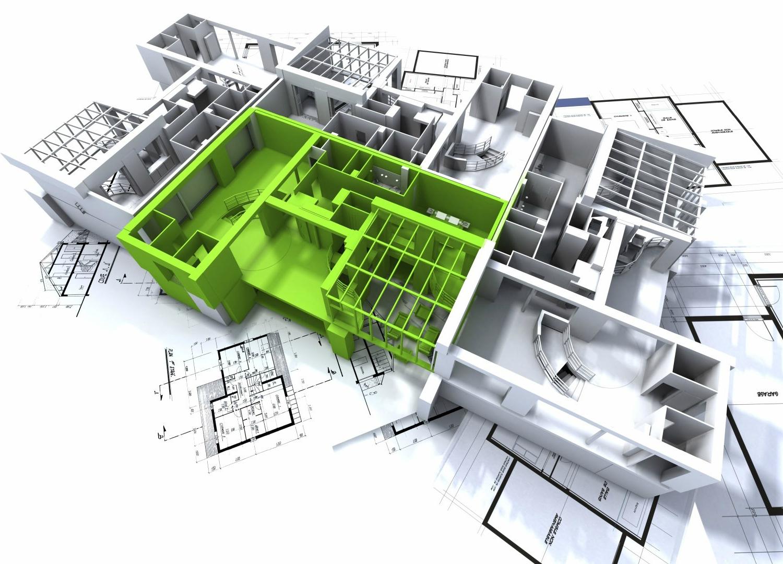 As-built 3D scan to BIM