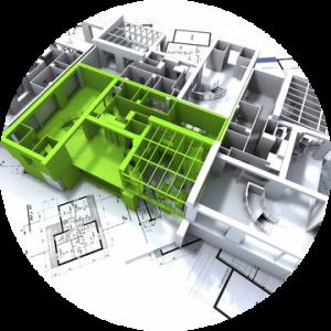 3D scanning og mapping til Revit. Kan bruges af arkitekter, entreprenører, bygningskonstruktører og alle andre i byggebranchen, som har brug for præcis opmåling af bygninger.