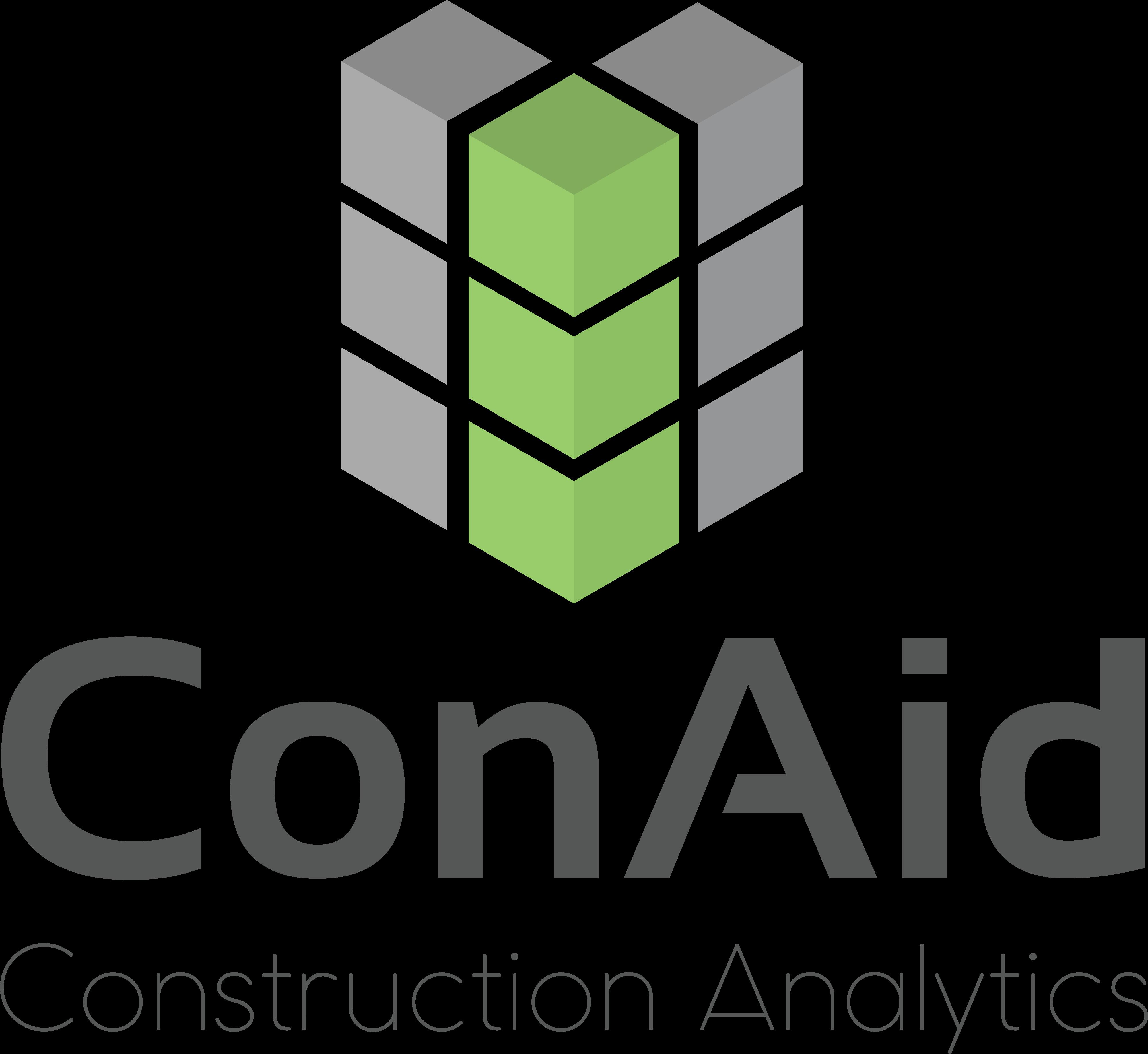 ConAid Logo Vertikalt Transparent