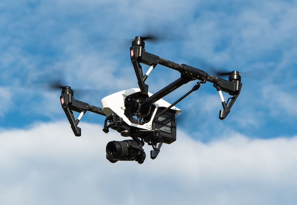 termografi med drone