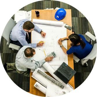 Projektering og arkitektydelser