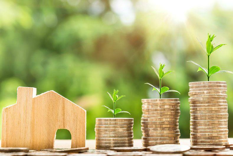 Økonomi - Invester i hus - f penge til at gro