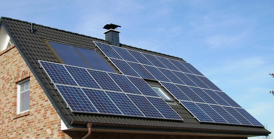 solpaneler og bæredygtighed