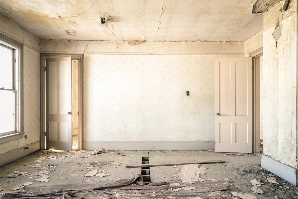 Få undersøgt skimmelsvamp i væggen inden det er for sent.
