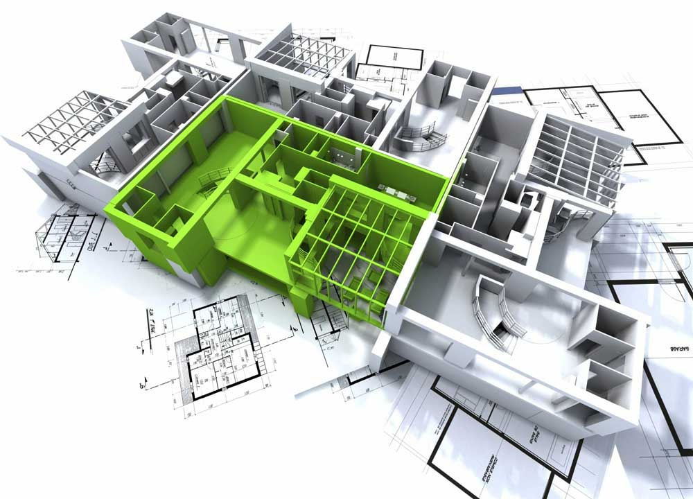 As-built 3D scan to BIM