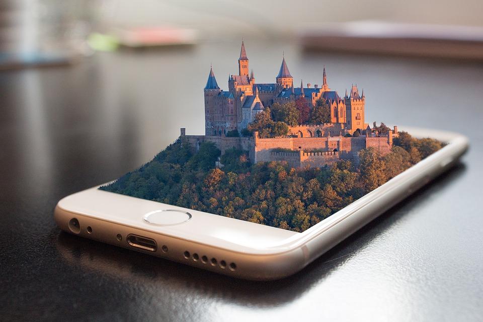 3D digitalt byggeri via smartphone og IOT