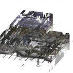 3D visualisering af ventilationssystem på OUH Svendborg Sygehus