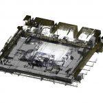 3D scanning af ventilationssystem