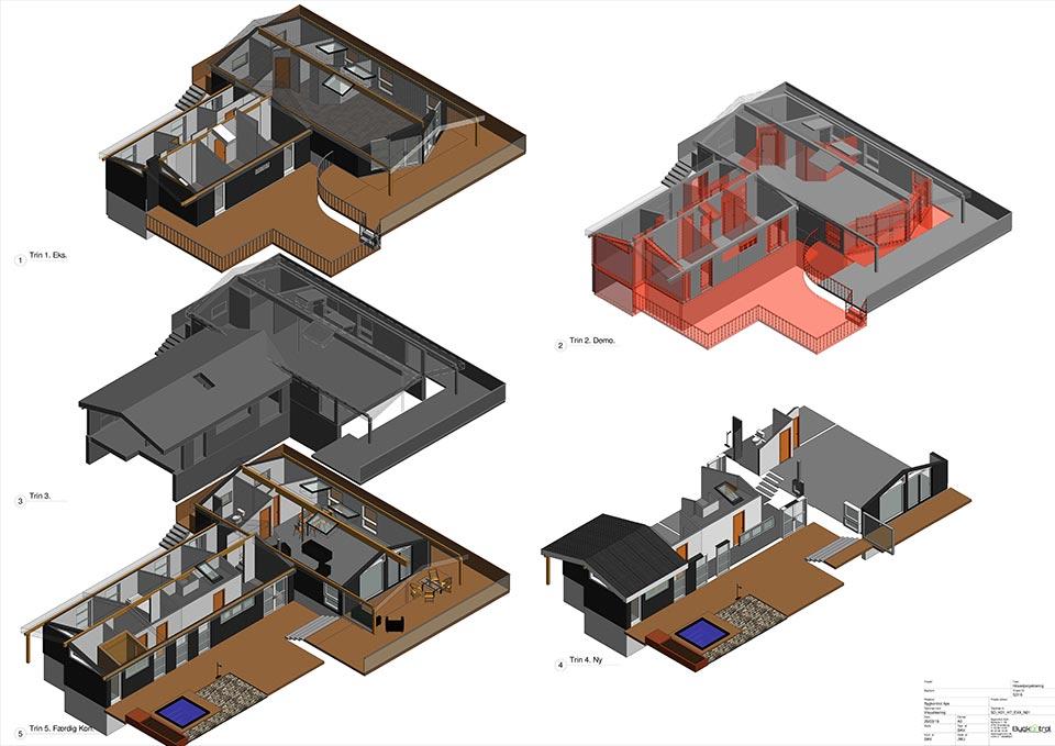 Visualisering - arkitektforslag