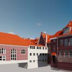 Ørkildskolen visualisering Facility Management