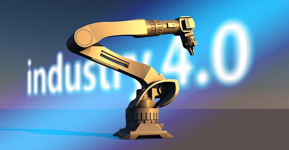 Robotterne kommer - industri 4.0