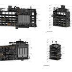 Havnegade-Visualisering-3D scan to BIM Olav de Linde