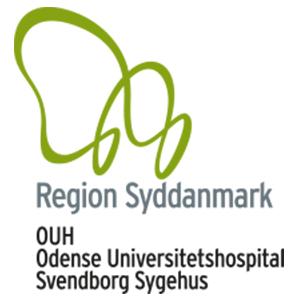 OUH Svendborg sygehus - Region Syddanmark logo