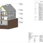 Signaturforklaring med oversigt af projektering Bygkontrol