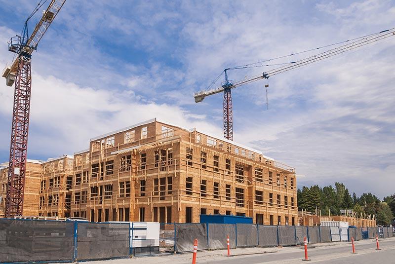 Baeredygtigt byggeri traebyggeri