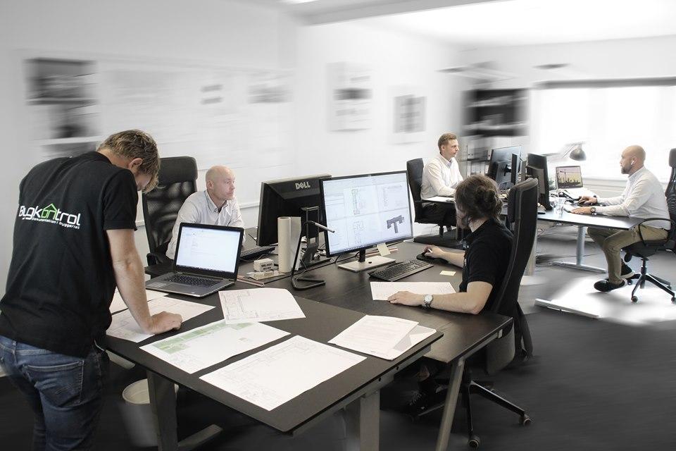 Bygkontrol kontor - Statisk dokumentation i alle konstruktionsklasser
