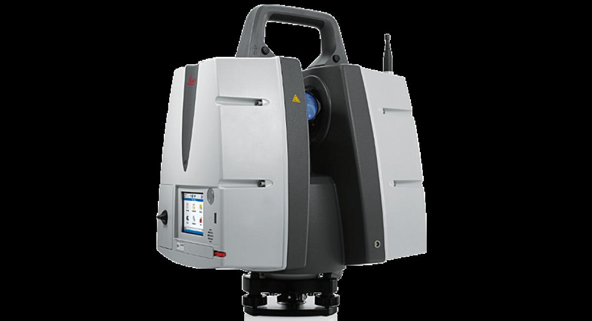 Leica P40 bruges til 3D scan to BIM projekter