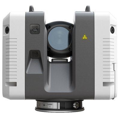 leica rtc360 laser scanner til 3D scan to BIM